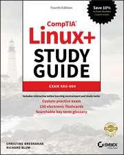 CompTIA Linux+ Study Guide: Exam XK0–004