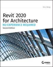 Autodesk Revit 2020 for Architecture