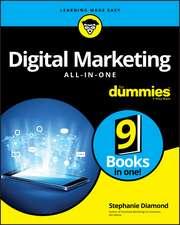 Digital Marketing All–In–One For Dummies