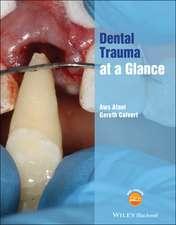 Dental Trauma at a Glance