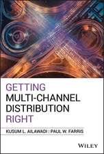Getting Multi–Channel Distribution Right