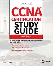 CCNA Certification Study Guide