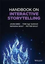 Handbook on Interactive Storytelling