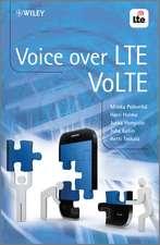 Voice over LTE: VoLTE