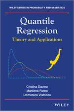 Quantile Regression: Theory and Applications