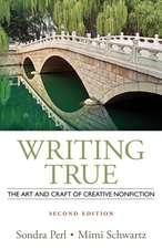Writing True