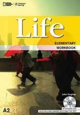 Life - First Edition A1.2/A2.1: Elementary - Workbook + Audio-CD + Key