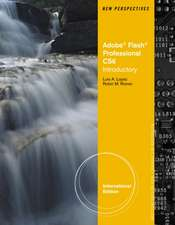New Perspectives on Adobe Flash Professional CS6, Introductory, International Edition