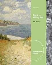 Wyrick, J: Steps to Writing Well
