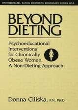 Beyond Dieting