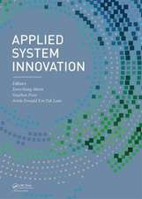 Applied System Innovation:  Proceedings of the 2015 International Conference on Applied System Innovation (Icasi 2015), May 22-27, 2015, Osaka, Ja
