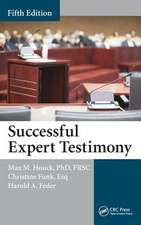Successful Expert Testimony, Fifth Edition