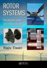 Tiwari, R: Rotor Systems