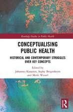 Conceptualising Public Health
