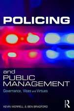 POLICING AND PUBLIC MANAGEMENT MOR