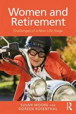 WOMEN AND RETIREMENT