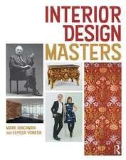 MAJOR FIGURES FOR INTERIOR DESIGN H