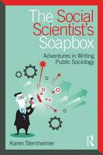 The Social Scientist's Soapbox