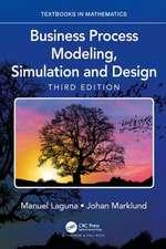 Laguna, M: Business Process Modeling, Simulation and Design