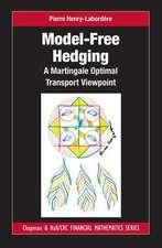 Model-free Hedging