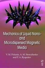 Mechanics of Liquid Nano and Microdispersed Magnetic Media