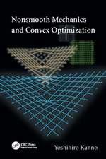 Nonsmooth Mechanics and Convex Optimization