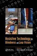 ASSISTIVE TECHNOLOGY FOR BLINDNESS