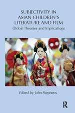 Subjectivity in Asian Children's Literature and Film
