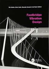 FOOTBRIDGE VIBRATION DESIGN CAETAN