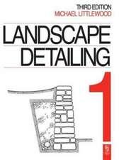 Landscape Detailing Volume 1: Enclosures