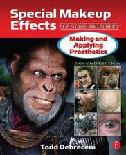 DEBRECENI: SPECIAL MAKEUP EFFECTS FOR STAGE AN