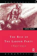 RISE LABOUR PARTY 1893 1931