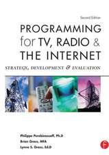 Programming for TV, Radio & the Internet: Strategy, Development & Evaluation