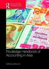 Routledge Handbook of Accounting in Asia