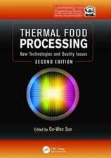 Thermal Food Processing