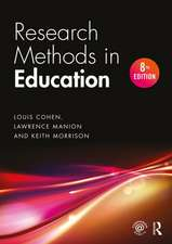 RESEARCH METHODS EDUCATION 8TH EDI