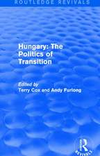 : Hungary: The Politics of Transition (1995)