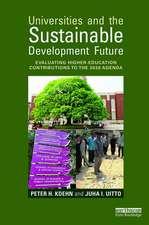 Koehn, P: Universities and the Sustainable Development Futur