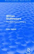 : William Shakespeare: The Anatomy of an Enigma (1990)