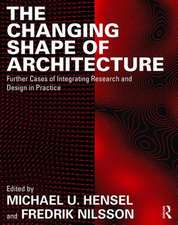 Changing Shape of Architecture