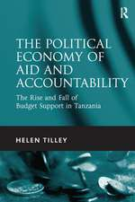 Political Economy of Aid and Accountability
