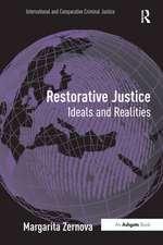Restorative Justice
