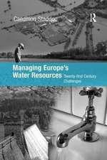 Managing Europe's Water Resources