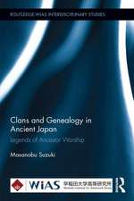 Ancient Japanese Clans