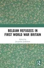BELGIAN REFUGEES IN FIRST WORLD WAR
