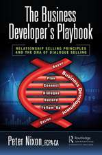Nixon, P: The Business Developer's Playbook