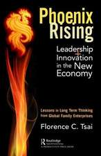 Phoenix Rising - Leadership + Innovation in the New Economy