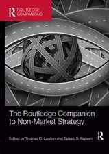 Routledge Companion to Non-Market Strategy