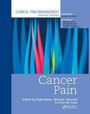 CLINICAL PAIN MANAGEMENT 2E CANCER