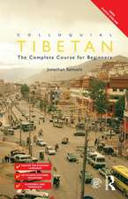 COLLOQUIAL TIBETAN WITH FREE MP3S